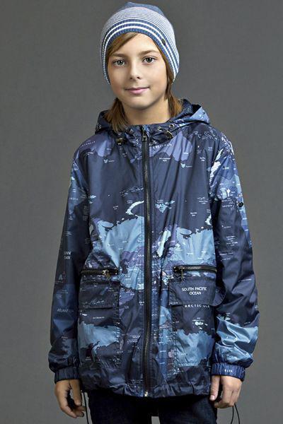 Купить Куртка, Noble People, Синий, Полиэстер-100%, Мужской