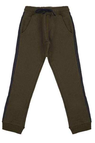 брюки manuel ritz для девочки, зеленые