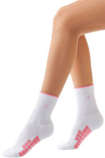 Носки для девочки SAS-1065 белый Charmante, Италия