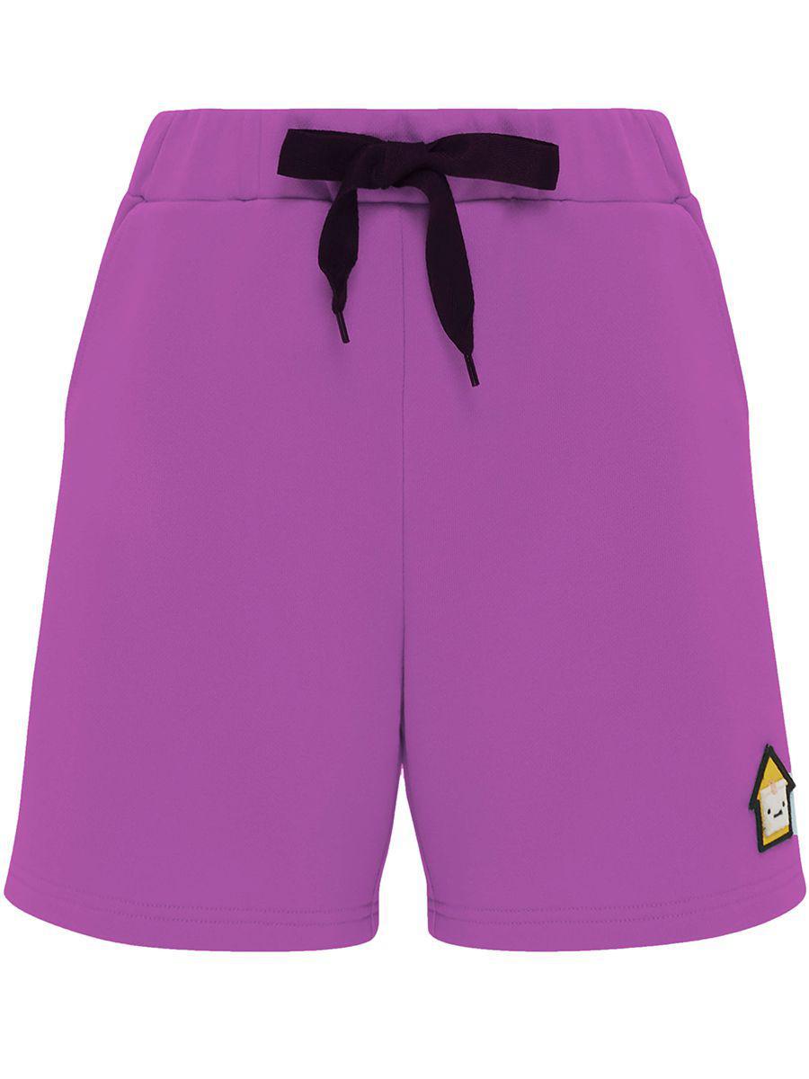 шорты смена для мальчика, фиолетовые