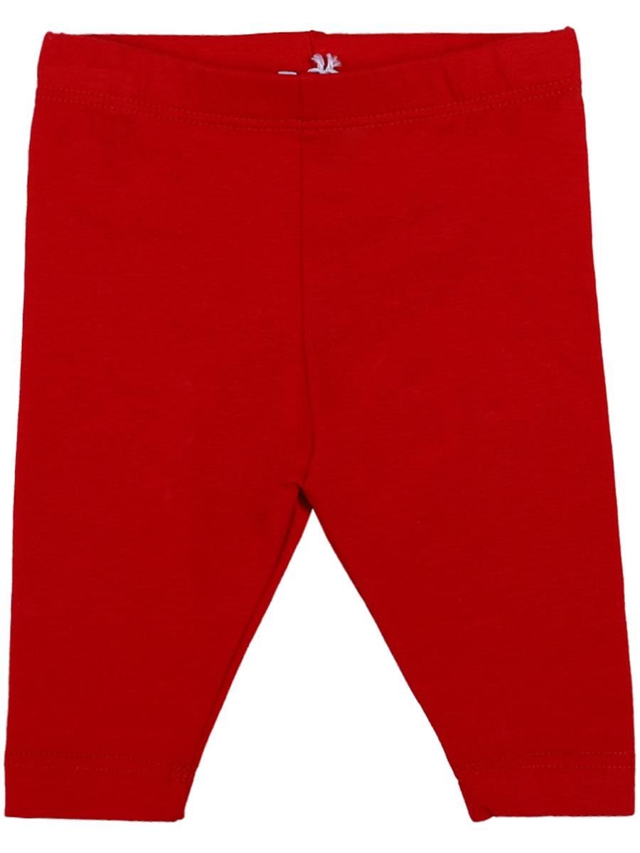леггинсы y-clu' для девочки, красные