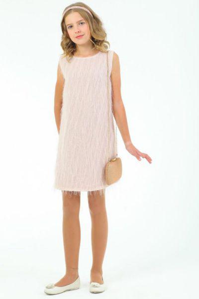 Купить Платье+, Selina Style, Розовый, Полиэстер-100%, Женский