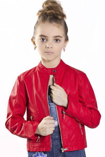 Купить Куртка, Byblos, Красный, Полиуретан-100%, Женский