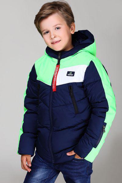Куртка, Vingino, Синий, Полиэстер-100%, Мужской  - купить со скидкой