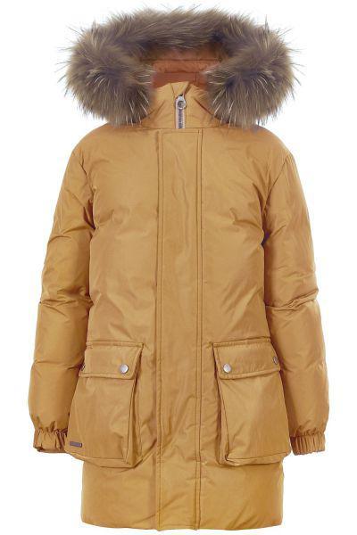 Купить Пальто, Pulka, Желтый, Полиэстер-100%, Мужской
