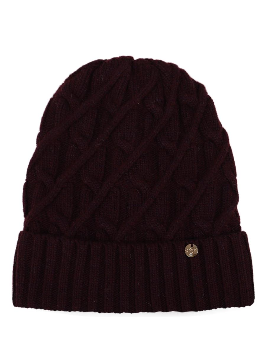 шапка noble people для девочки, фиолетовая