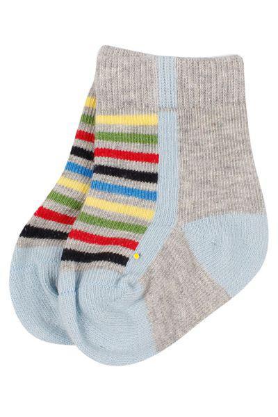 носки charmante для мальчика, голубые