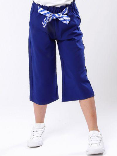 брюки to be too для девочки, синие